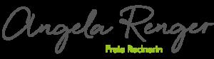 Angela Renger Logo